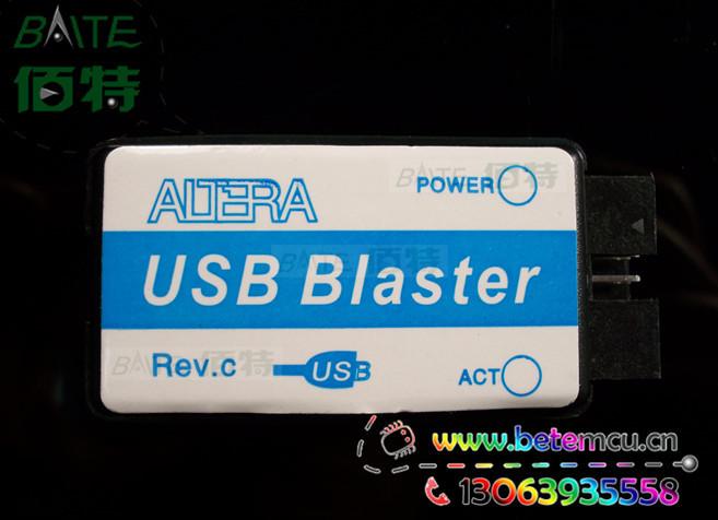 Free shipping,New Mini Usb Blaster Cable For CPLD FPGA NIOS JTAG Altera Programmer in stock(China (Mainland))