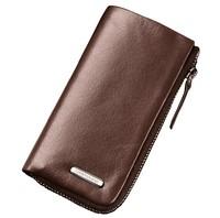 New arrival TZ 11-312 Men key wallet cowhide 100% genuine leather women key holder case casual keychain key bag