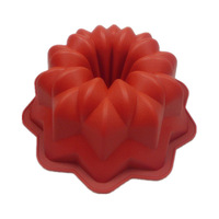 Silicone Cake Molds Cake Pans Muffin Baking Supplies Bundt  Bakeware Mould Cake Tools Kitchen AccessoriesFDKP-2049