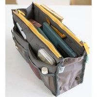 Cosmetic Bags & Cases Travel Insert Handbag liner Organizer Bag drop shipping Free shipping W1291