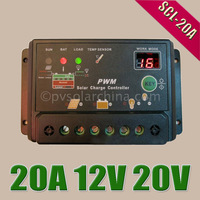 Солнечная батарея 20 ViewStar VS2048N 12V 24V 48