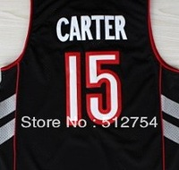 Free Shipping,#15 Vince Carter 2013 Rev 30 Basketball jersey,Embroidery logos,Size S--3XL,Accept Mix Order