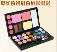New Makeup Warm Pro 21 Full Color Eyeshadow Palette   HL001