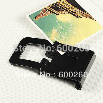 Black TV Clip Mount Holder Stand For PS3 Move Eye Camera New #8434