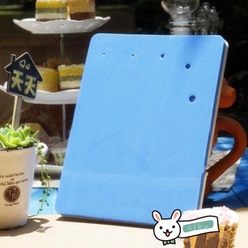 Free shipping sale Sugarcraft Flower Modelling Fondant Cake Foam Pad Sponge Gum Paste Decorating color random 01011(China (Mainland))