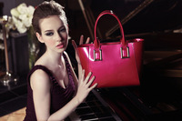 Free Shipping,Hot Sale 2013 New Style Fashion Women's Bag,100% Genuine Leather Women Handbags,Top quality Designer Handbag B1883