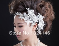 New Luxurious hair jewelry pearl rhinestone,jewelry accessories for women,