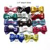 "1.4"" mini  sequin bows  60pcs/lot mix 15 colors ,Trial order!"