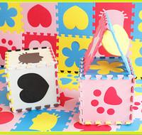 Hot Sale Baby Game Mat Children's Environmental Tasteless Eva Foam Mat Puzzle Foam Pad Floor Mat Eva DD8002