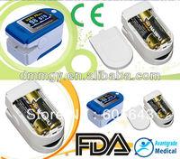 2014 colorful contec CMS50D  pulse oximeter/FDA