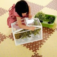 Promotion Price Baby Foam Floor Mat Eco-friendly Children Kids Play Game Pad Baby Crawl Puzzle Mat Eva Foam Plastic Pad DD6005