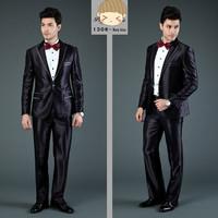 2014 new styles high quality  men's wedding suit brand tuxedo suit set s-4xl