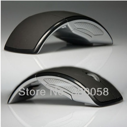 Perfect Mini fold up wirless mouse for Desktop and Laptop 10 working distance(China (Mainland))