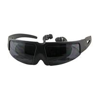 Virtual Private Cinema Digital Video Eyewear Glasses 52inch Wide Screen Earphone