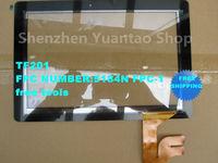 5184N FPC-1  New Original 10.1 inch EeePad Transformer TF201 Touch Screen panel Digitizer Glass Free shipping