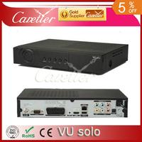 Vu Solo Accept Original image version 3.0 Vu+Solo Satellite Receiver DVB-S2 HD Enigma 2 Linux OS free shipping