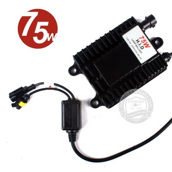 NEW MODEL OF 75W HID conversion kit 2013 high power factory supply 9006 model HID