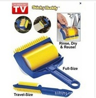 2013 free shipping Sticky buddy clothing brush cleaning brush dust brush as seen on TV