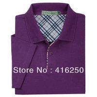 2013 New Fashion men's clothing Short Sleeve Popular Casual Men's Tees Shirt t shirts for men cotton t shirt