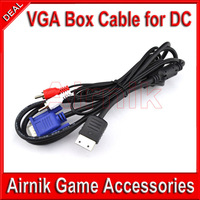 VGA Box Cable HD AV Cable  for SEGA Dreamcast