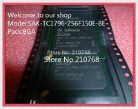 100% new original     SAK-TC1796-256F150E      SAK-TC1796-256F150EBE      SAK-TC1796       INFINEON         BGA416