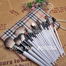 20 pcs Professional Cosmetic Makeup Brush Set Free Shipping Dropshipping(China (Mainland))