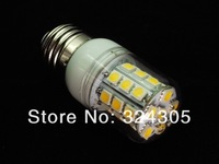 Wholesale 110V led  E27 5W 30 SMD 5050 LED High Power Light  bedroom light spot lamp body Long life White/ Warm white