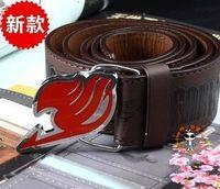 Newest Fairy Tail Cosplay Erza Emblem Flag Fashion Belt Style B FREE SHIPPING