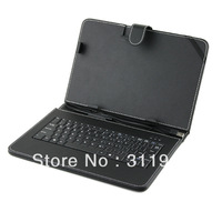 "10'' Tablet USB Keyboard leather case 10 inch Tablet  Case with USB Keyborad for 10"" Cover Case Bag"