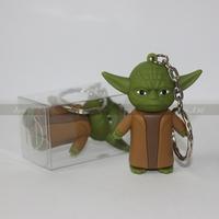 Star Wars Master Yoda USB Flash Drive 1GB/2GB/4GB/8GB/16GB,Jedi Yoda Figure USB Thumb Drive,Star Wars Key Chain USB Mass Storage