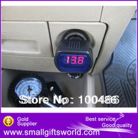 Auto Electric Car Volt Meter Tester  Accessories&Display the voltage of batteries