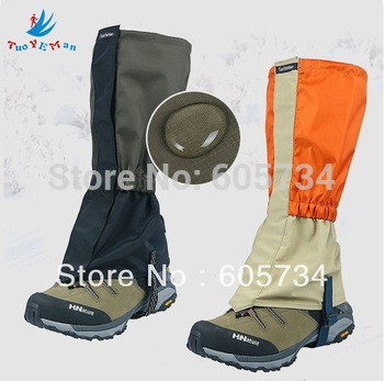 TYR gaiters water-proof wind-proof gaiters Snow Legging gaiters climbing accesseries free ship sport accessories