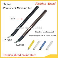 Aluminum alloy Manual tattoo pen