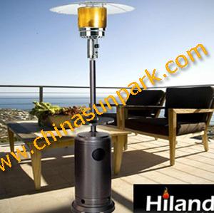 SS201 propane infrared gardon heater