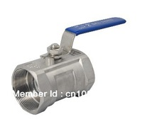 3/4'' DN20 a chip ball valve stainless steel