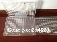 Hot sale 400 Holes Empty capsule filling board with  tamping tool