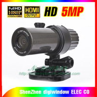 20M Waterproof HD 1080P 5MP Digital Camera Sports DVR Action Video Recorder HDMI