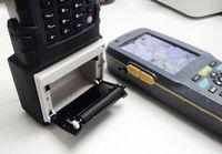 Windows mobile OS Rugged IP65 mobile PDA with 58mm thermal printer  LF HF UHF RFID WIFI GPS GSM/GPRS 3G BT Camera (MX8880)