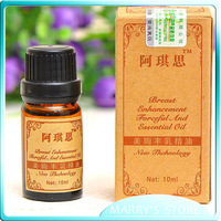 10ml Skincare Woman Lavender Breast enhancement breast beauty essential oil free  shipping