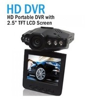 "Aliexpress Clearance Sale H198 Car DVR Video Registrar with 115 Degree View Angle 2.5"" LCD 6 IR LED Night Vision DVR Car Camera"