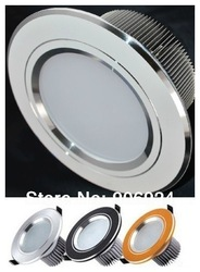 Big discount High Power 3W 5W LED downlight / led recessed ceiling down light lamp for living room flush mount free ship(China (Mainland))