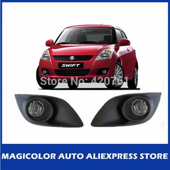 Brand New Full Kit Car Accessories Lamp Auto Fog Light fit for Suzuki Swift 2012