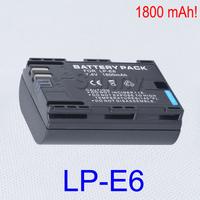 Battery Pack for Canon LP-E6, LPE6, LP E6, LP-E6N and EOS 5D Mark II, EOS 5D Mark III, 60D, 60Da, 70D, 6D, 7D Digital SLR Camera