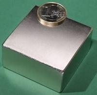 Neodymium magnet n50 n52 50*50*50mm Rare Earth Magnets Neodymium Magnet Block big