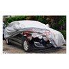CAR COVER FOR CIVIC SUN-PROOF WATER PROOF DUST PROOF COVER SILVER COLOR FREE SHIPPING(China (Mainland))