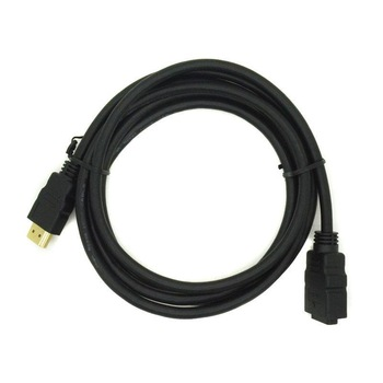 2M video cables High Speed 1.3 HDMI to HDMI Cable Extend Extension adapter cabo kabel Male - Female Wire free shipping