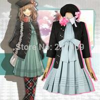Amnesia  heroine  cosplay costume