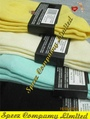 High-quality Free shipping (10pairs/lot) cotton bamboo charcoal In tube woman&#39;s socks(China (Mainland))