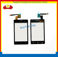 For Sony Ericsson ST27i ST27 ST27a Xperia Go Touch Screen Digitizer Glass Lens Free Shipping