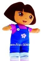 "12"" DORA THE EXPLORER Kids Girls Soft Cuddly Stuffed Plush Toy Doll New"